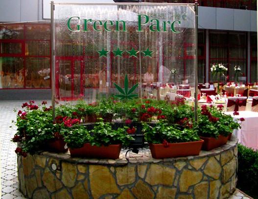 Restaurant Green Park